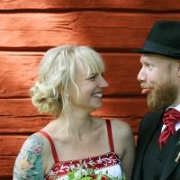 Bröllopsfotografen i Grästorp!