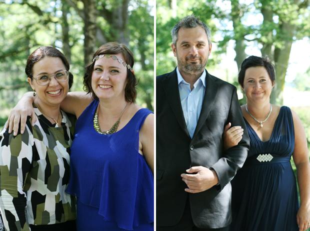 Bröllopsgäster